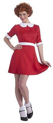 Annie Orphan Adult Costume Dress - Adult Annie Costume