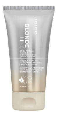 Joico Blonde Life Brightening Masque 1.7 oz. Hair & Scalp Tr