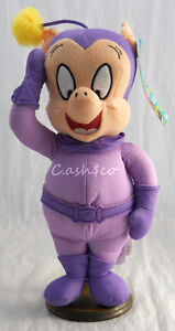 Porky Pig Duck Dodgers Space Cadet plush New with tags Looney Tunes 14
