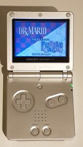Gameboy Advanced SP with games!!