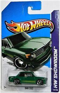 Hot Wheels 1/64 BMW 2002 Diecast Car