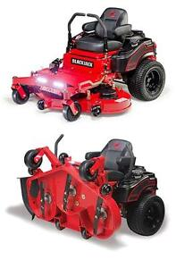 "**BigDog Blackjack Zero Turn 54"" Mower  2017 **"