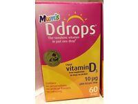 Vitamin D Drops