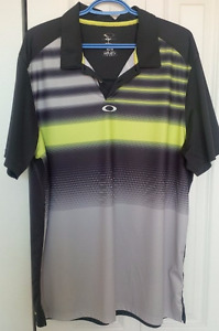 *** OAKLEY & UNDERARMOUR - GOLF-SHIRTS - XL *** Abbotsford