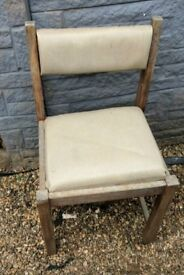 Wooden chairs x4 free