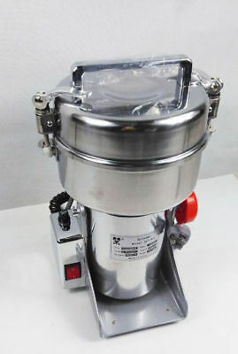 Electric Herb Coffee Beans Cereal Mill Powder Machine 500g Grain Grinder