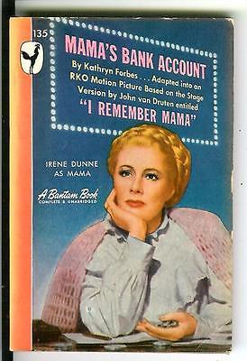 Mamas Bank Account By Forbes  Rare Us Bantam Movie Tie In Pulp Vintage Pb