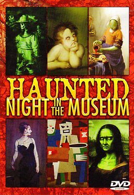 HAUNTED NIGHT IN THE MUSEUM: VIRTUAL HALLOWEEN HOLOGRAM ILLUSIONS w/ SOUNDS! OOP](Halloween Holograms)