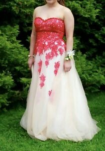 Sz8 jovani prom dress