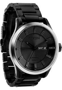 Nixon Swiss Automatic II Watch (ETA 2836-2 movement)