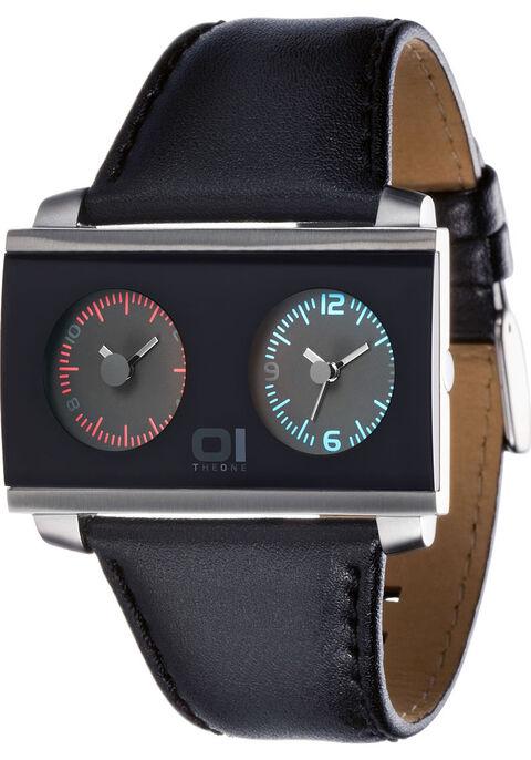 Teen dual time zone watch