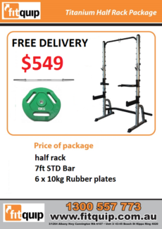 AWSOME STRENGTH PACKAGE - FREE DELIVERY*