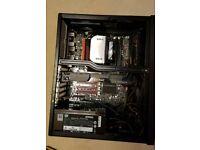 Gaming PC starter bundle - i7-2600k, ASUS Maximus IV Rampage motherboard, 8gb DDR3 RAM
