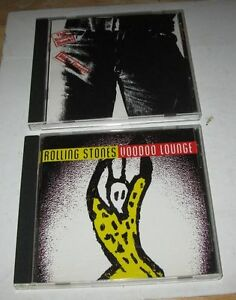 The Rolling Stones Sticky Fingers - Voodoo Lounge