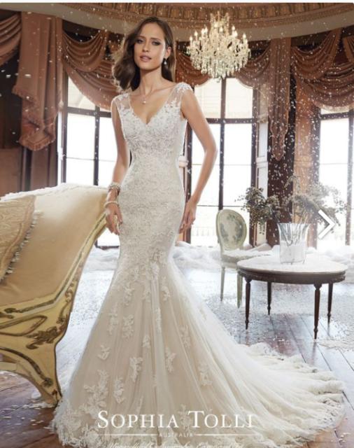 Sophia Tolli Wedding Dress Wedding Gumtree Australia North