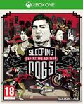 Sleeping Dogs - Definitive Edition | Xbox One | iDeal