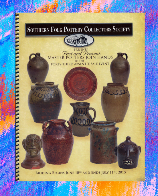 Southern Folk Pottery Collectors Society Catalog