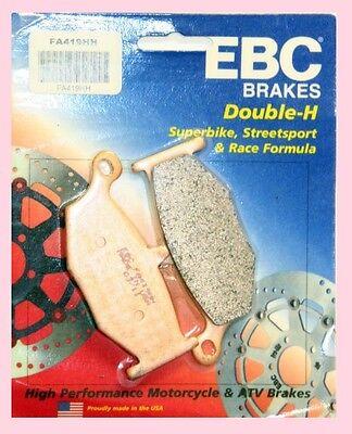 Rear  EBC HH Brake pads for SUZUKI GSXR GSXR1000     2007-08