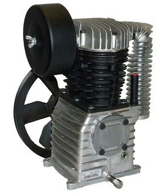 Rolair 2-3hp Single Stage Air Compressor Pump W Flywheel Pmp12k18ch K18