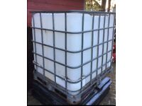 Water Container 1000L