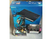 Playstation 3 Superslim PS3 BUNDLE Like New