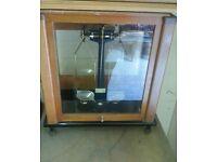 Vintage lab scales