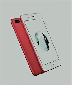 Bargain Apple iPhone 7 Plus 256GB -RED