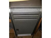 """Mac Pro 3.1 2008 2 x 3GHz Quad Core 24GB Ram 240GB SSD 1.5TB Total Ati 5870 + 23"""" Apple Display"""
