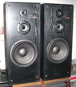 SONY SS-C 420 AV 3-WAY SPEAKERS