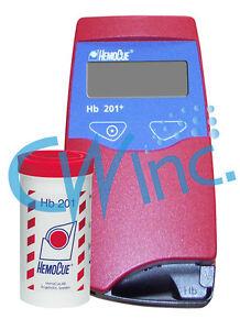 Details About Hemocue Hb 201 Hemoglobin System 200
