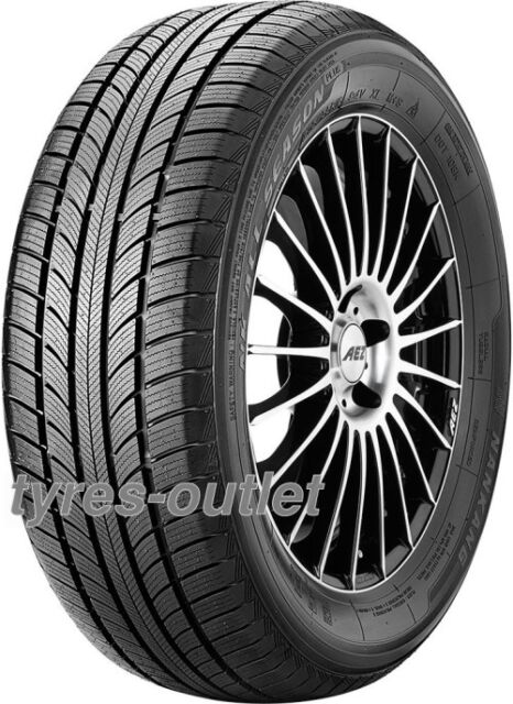 4x TYRE Nankang All Season Plus N-607+ 195/50 R15 86V XL