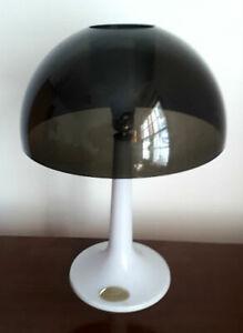 Vintage 1960's Mid Century Gilbert Softlite Mushroom Lamp