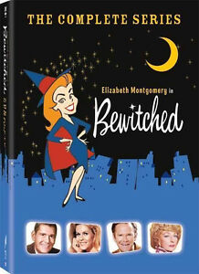 Bewitched: The Complete Series DVD Box Set Season 1 2 3 4 5 6 7 8 Sealed &  NEW!