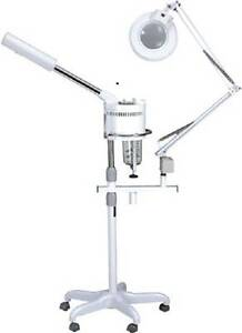 2 in 1 Facial Steamer Magnifying Lamp Ozone Beauty Machine NEW Rocklea Brisbane South West Preview