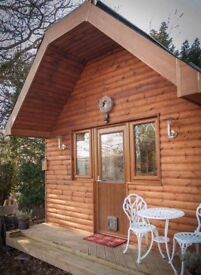 Tiny House. Hut. Log Cabin. Fully equipped and ready to site