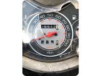 Honda ps 125cc