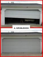 Garage Doors* Openers* REPAIRS* INSTALLATION -COMPETITIVE PRICES