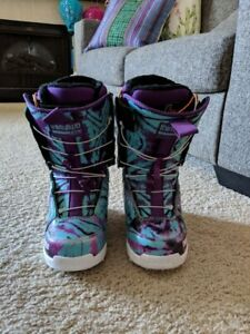 Women's ThirtyTwo Snowboard Boots Size 5.5