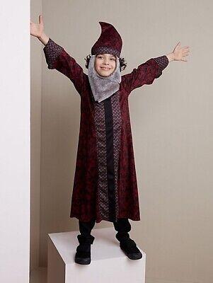 mbledore Fancy Dress Costume size 9-10 years (Harry Potter-dumbledore Kostüm)