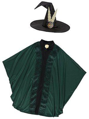 George Professor Mcgonagall Mädchen Kostüm Outfit Welttag des (Welttag Des Buches Kostüm Mädchen)