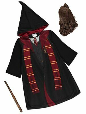 George Harry Potter Hermione Granger Gryffindor Fancy Dress - Gryffindor Outfit