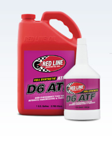 Red Line D6 ATF Transmission Fluid