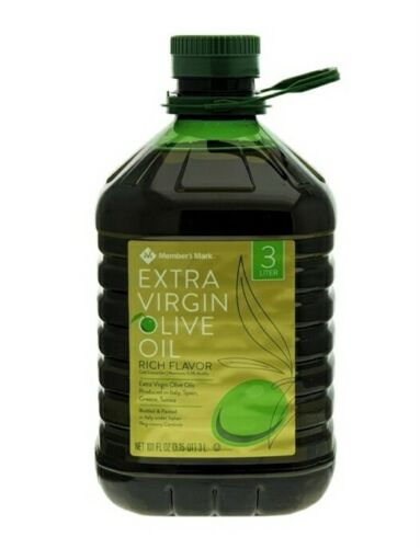 1-3L Extra Virgen Olive Oil Imported Italy Salads Cooking Pizza Bread Pasta Flou