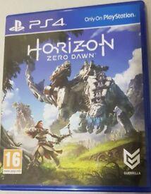 Horizon PlayStation 4