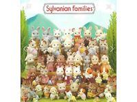 Sylvanian Family Items Wanted