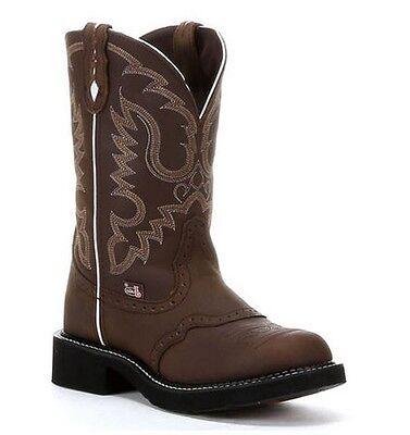 Ladies Aged Bark - Ladies Justin Gypsy Aged Bark Boots L9909
