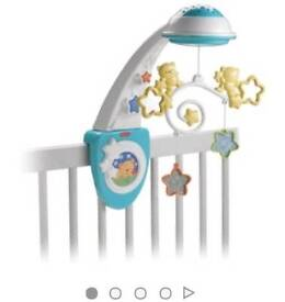 Fisher Price Music Cot Mobile