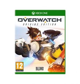 Overwatch xbox one game for sale