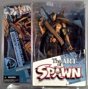 MCFARLANE: SPAWN ACTION FIGURES FOR SALE BRAND NEW RARE UPDATED