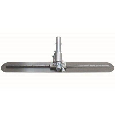 Kraft Tool Concrete Fresno Trowel 48 With Ezy-tilt Bracket